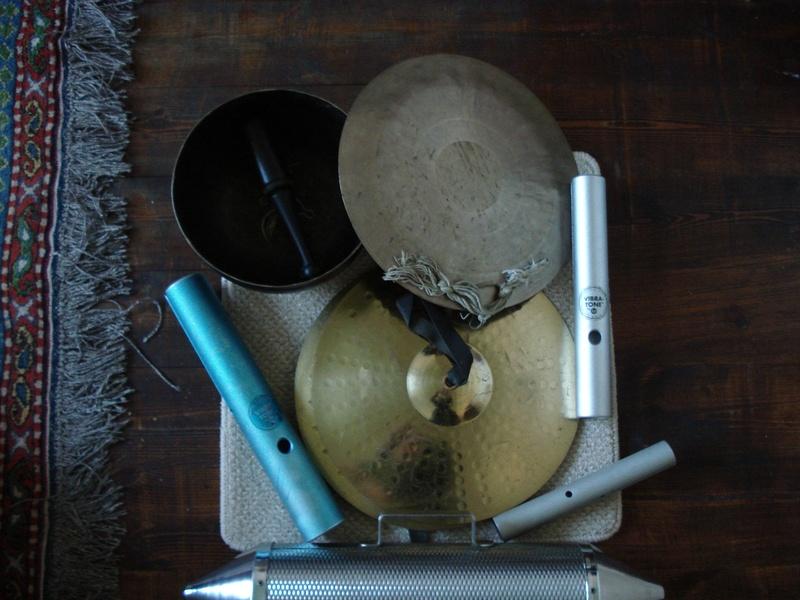 Vibratones,cymbals